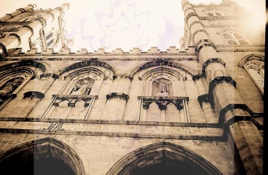 Photo 365:  Notre Dame